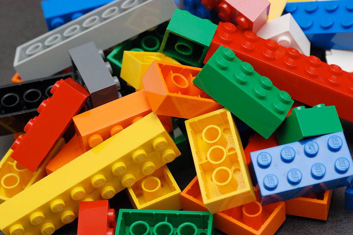 Digital transformation di Lego