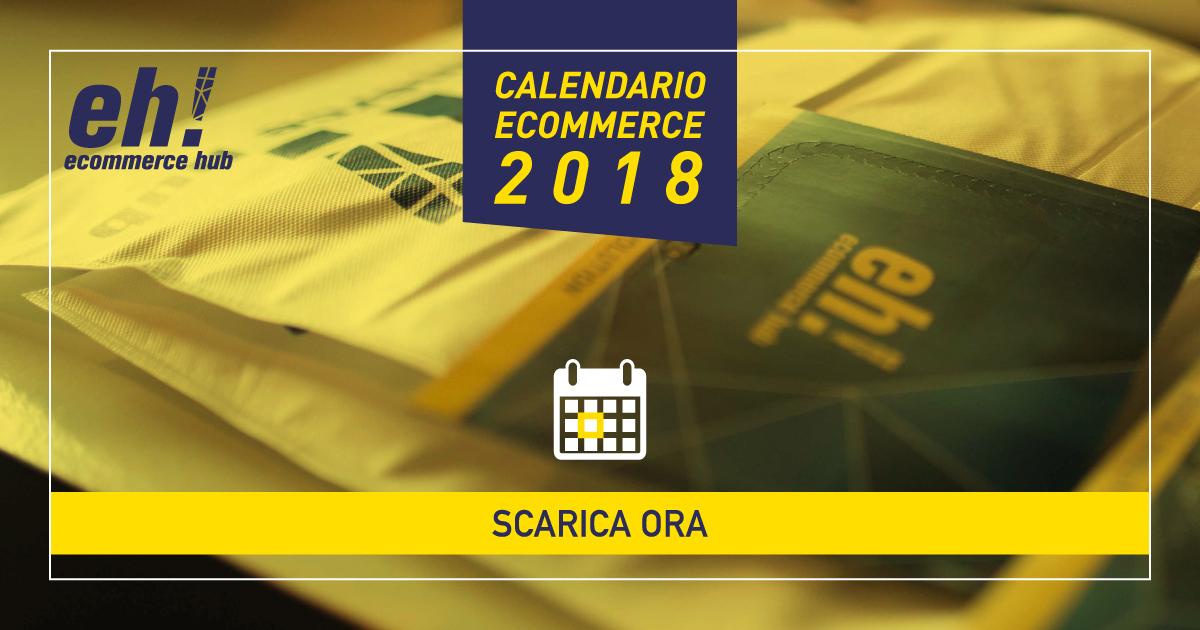 calendario ecommerce 2018