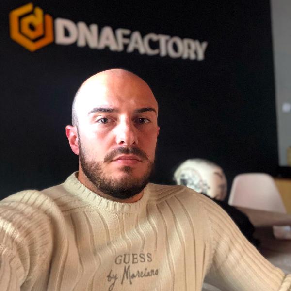 Andrea Caprio DNAFactory