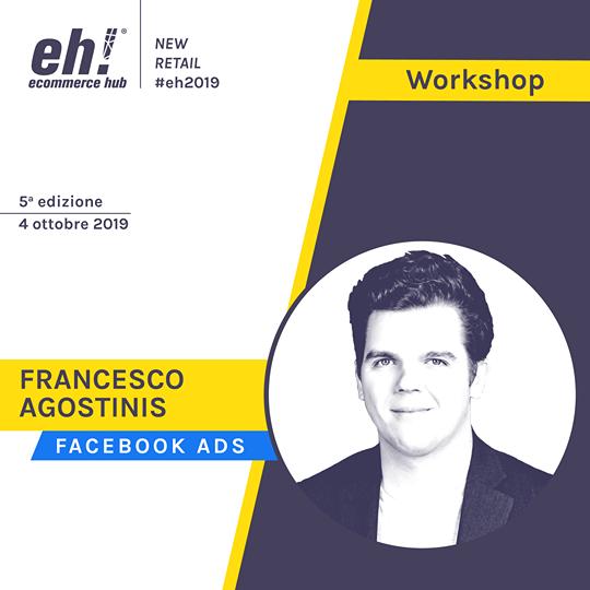 workshop facebook agostinis