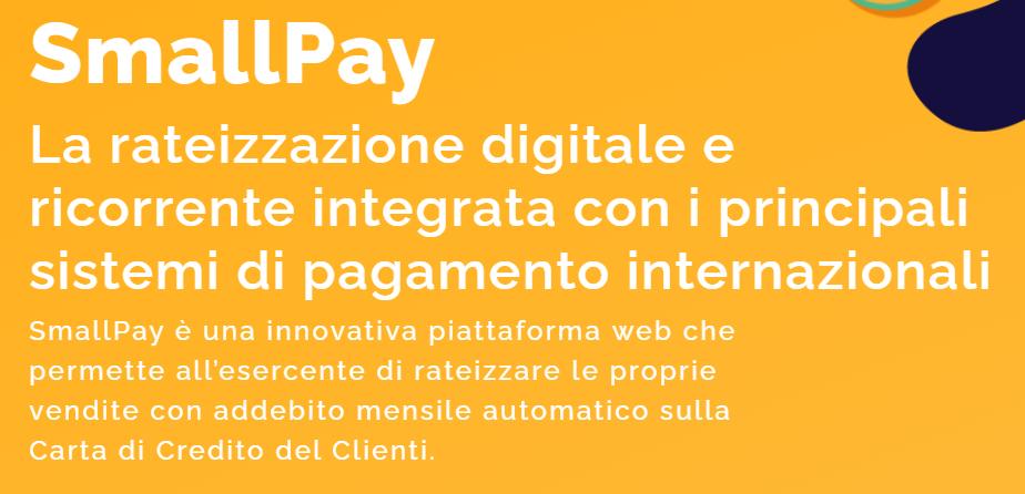 pagamento a rate ecommerce - smallpay